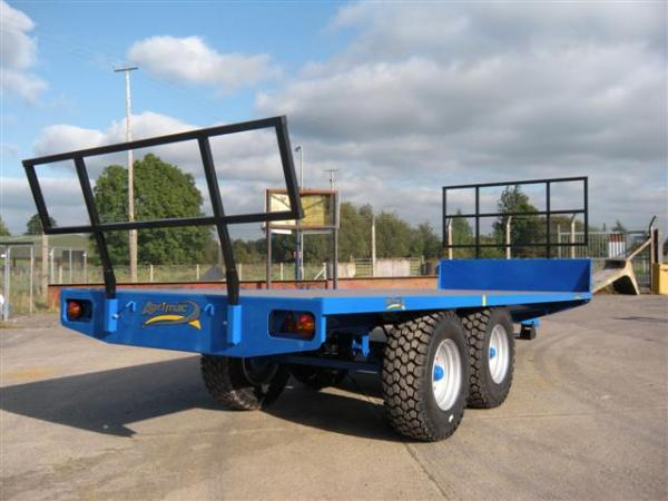 Agrimac Bale Trailers