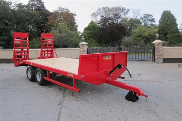 Agrimac Mini Low Loader
