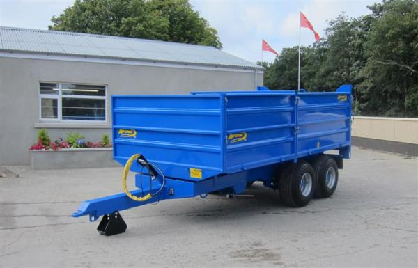 Agrimac Grain, Bale & Basic Trailer
