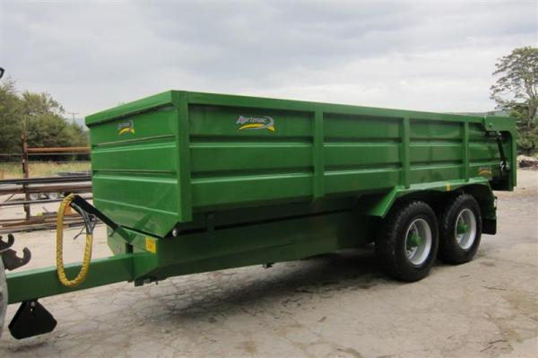 Agrimac Grain & Multi Trailer