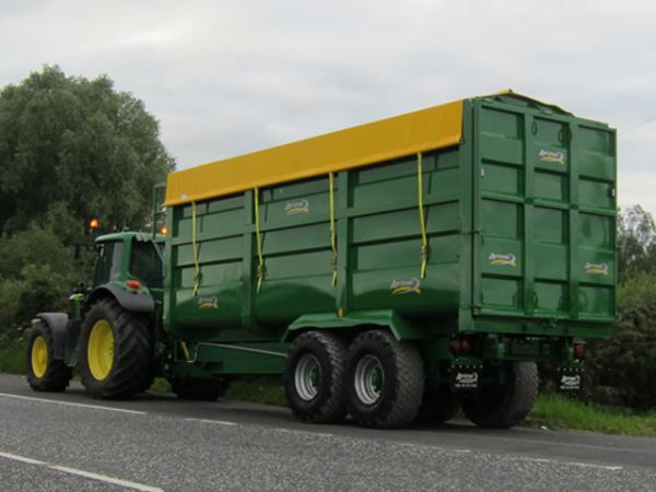 Agrimac High Capacity Bulk Trailer