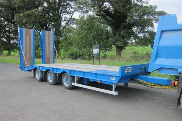 Agrimac Drawbar Low Loader