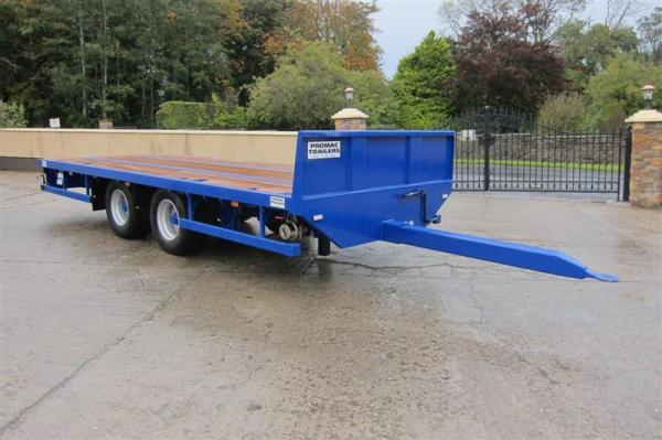 Agrimac 20ft Container Carrier