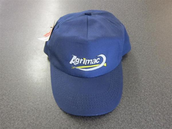 Agrimac Navy Baseball Hat