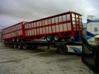 Livestock Trailers to Cornwall