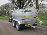 Agrimac 2600 Gallon Road Tanker
