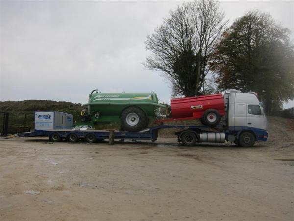 02-11-12 Delivery to Devon.