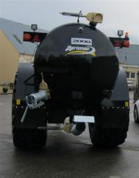 Agrimac 2000 Gallon with brackets