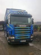 Agrimac Custom Built 8.5m Lorry Bed